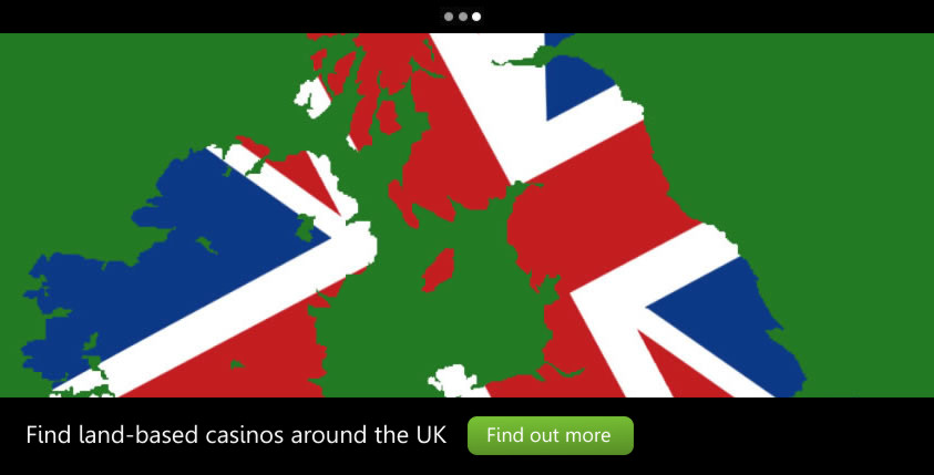 Land based casinos in the uk perryville casino poker