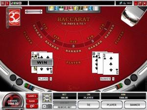 32red casino baccarat