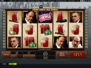 gala casino sopranos slot