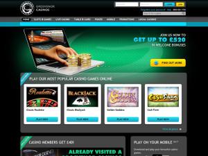 grosvenor casinos homepage