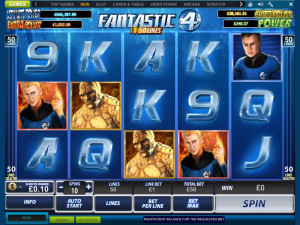 william hill casino fantastic4