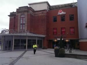 Birmingham-Broadway