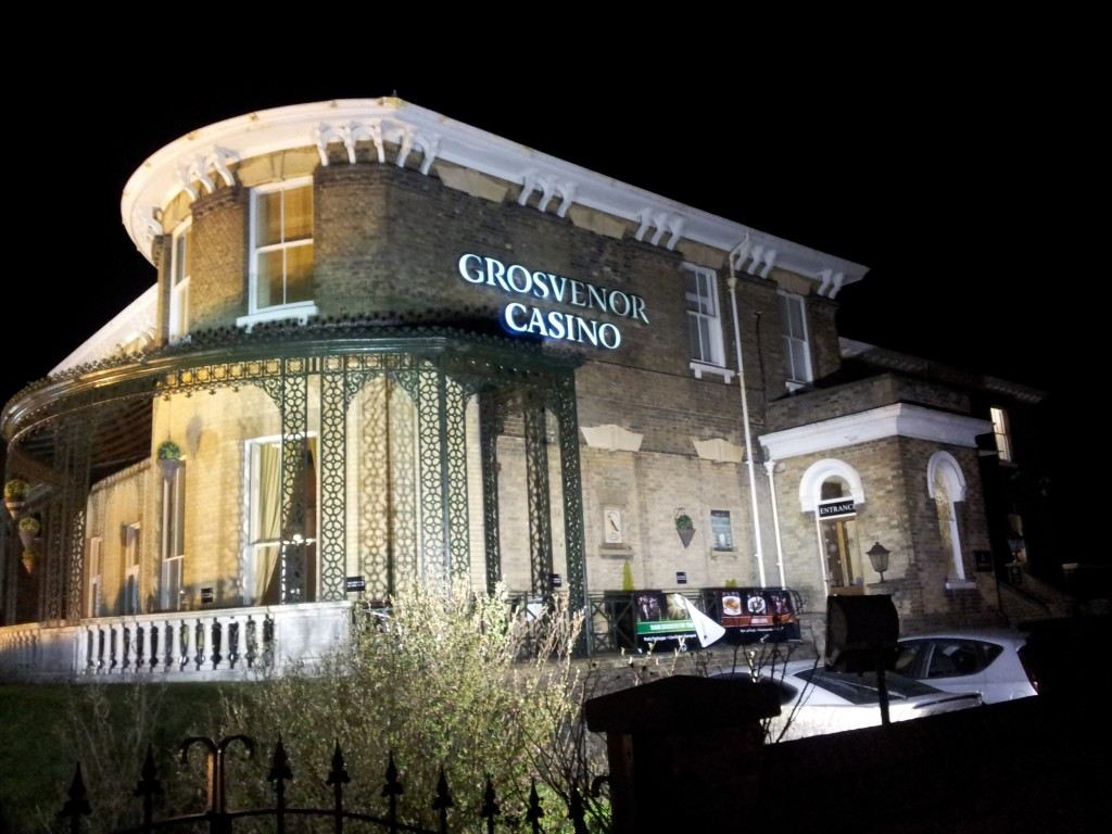 Grosvenor casino great yarmouth blaak bear casino