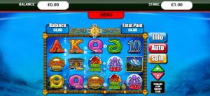 grosvenor mobile casino atlantis treasure slot