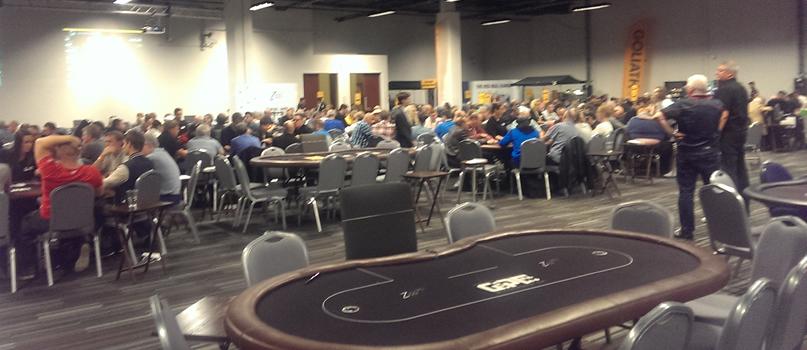 Goliath poker tournament