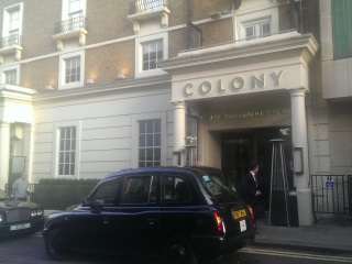 The colony club casino london