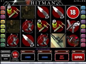 32red casino hitman slot