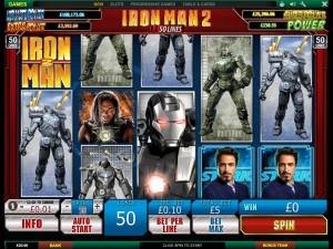 bet365 casino iron man 2