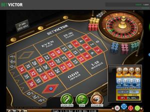 betvictor casino roulette