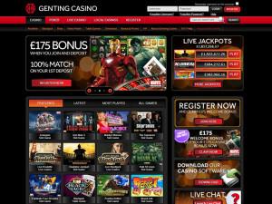 genting casino homepage