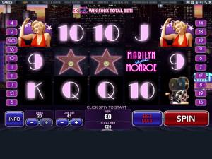 genting casino marilyn monroe