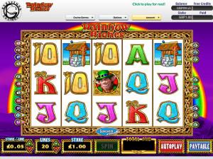 grosvenor casinos rainbow riches