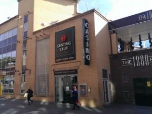 Genting casino liverpool jobs