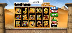 sky vegas mobile casino egyptian treasures slot