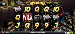 bet365 mobile casino spiderman slot